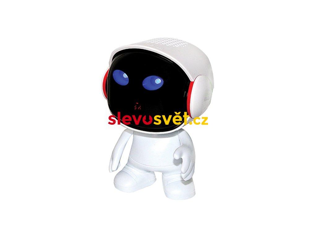 BoSidin reproduktor Bluetooth ROBOT D-2109 bílý