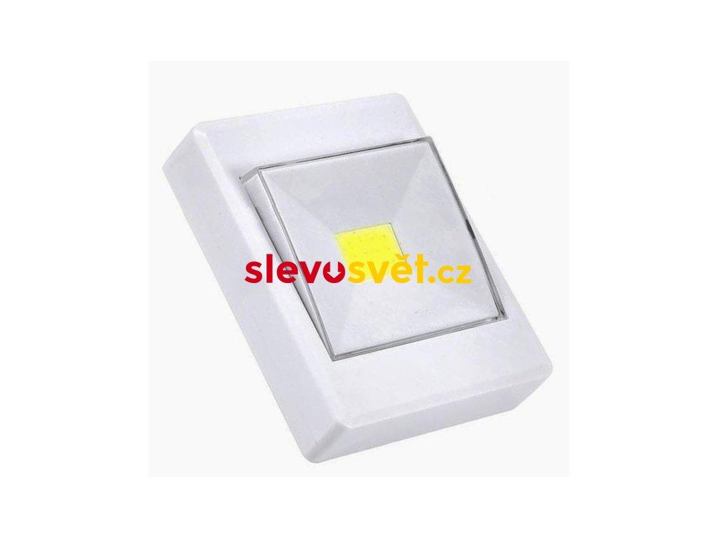 Svítící LED vypínač