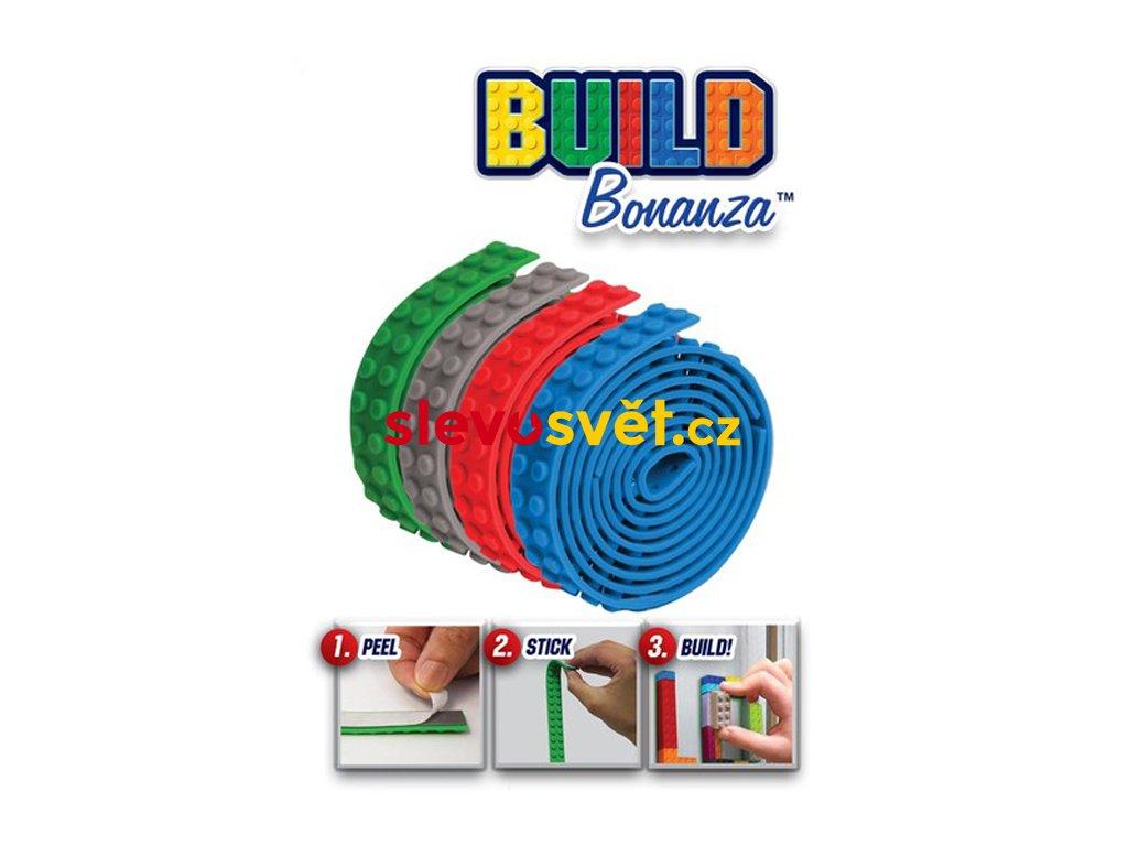 Flexibilní lepící páska na stavebnice