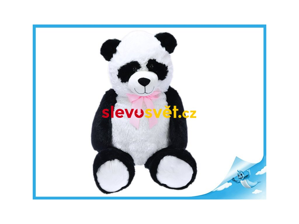 panda vela plysova