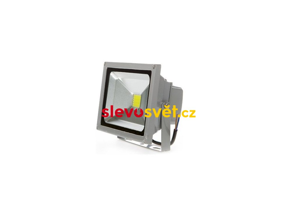 LED reflektor 24V 30W Denní bílá