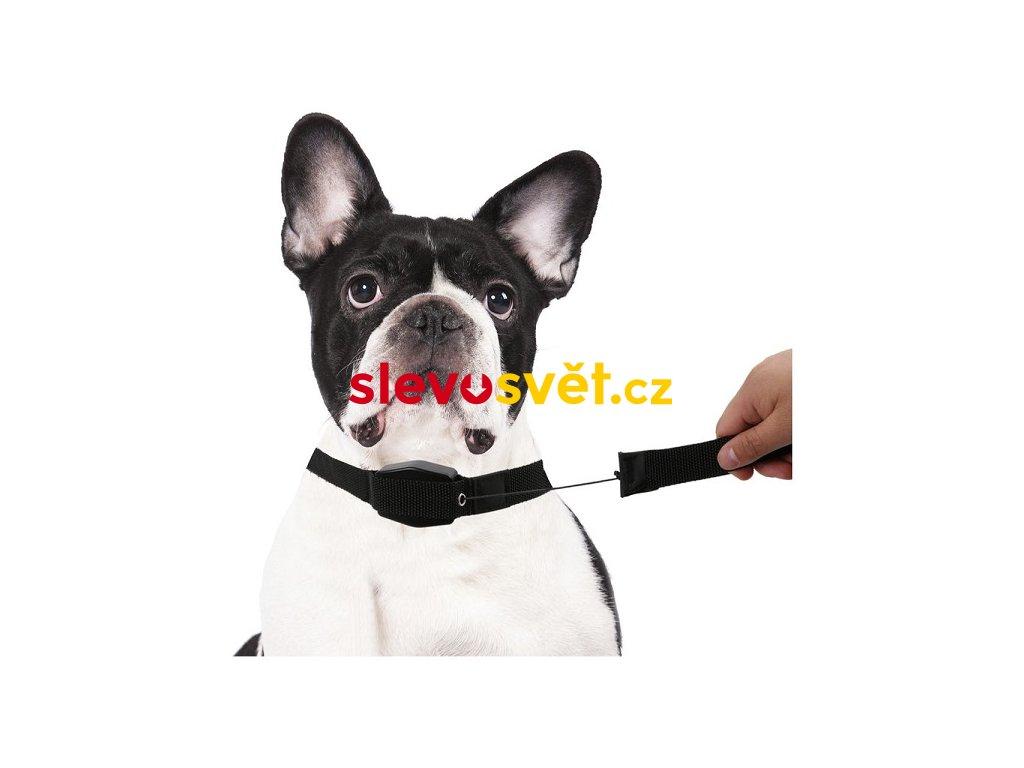 Obojek pro psa s teleskopickým vodítkem L/XL