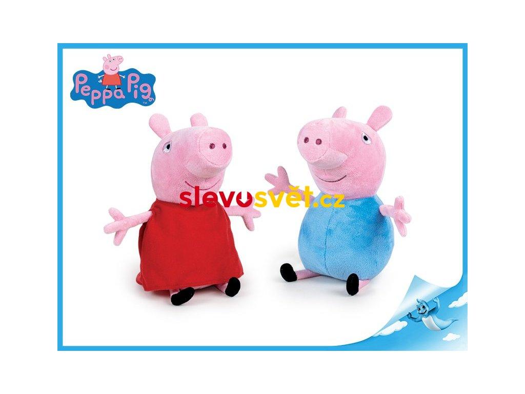 Peppa Pig - Prasátko Tom plyšový 30cm