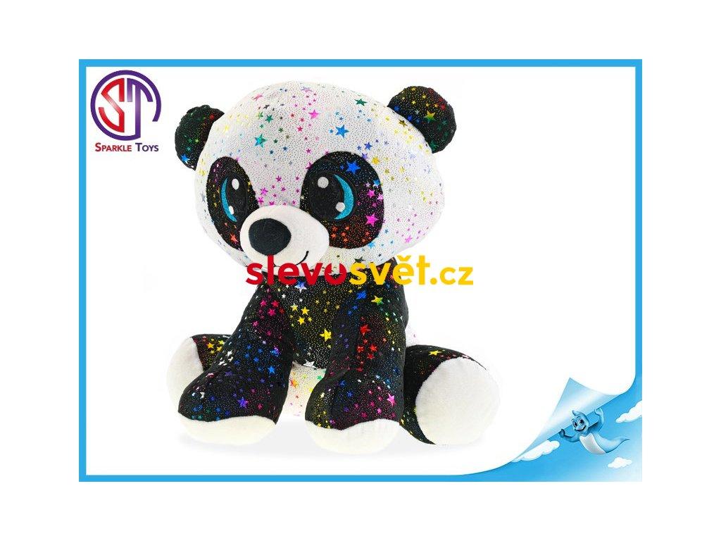 panda s hvezdama