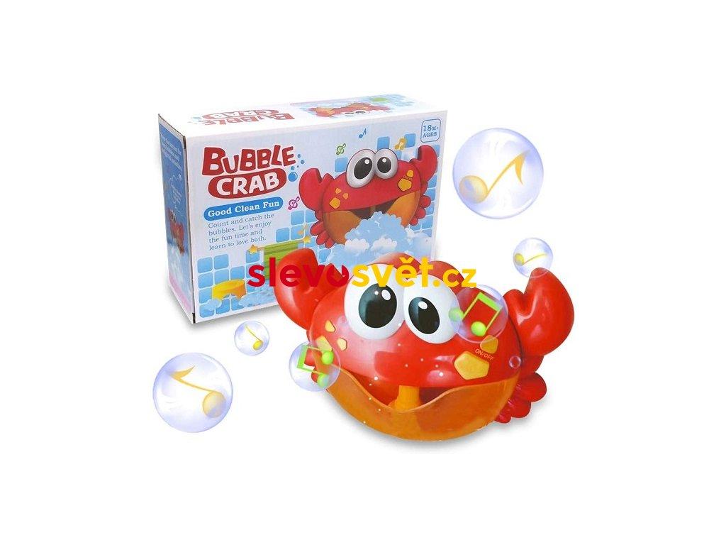 buble krabs bububliny do vany
