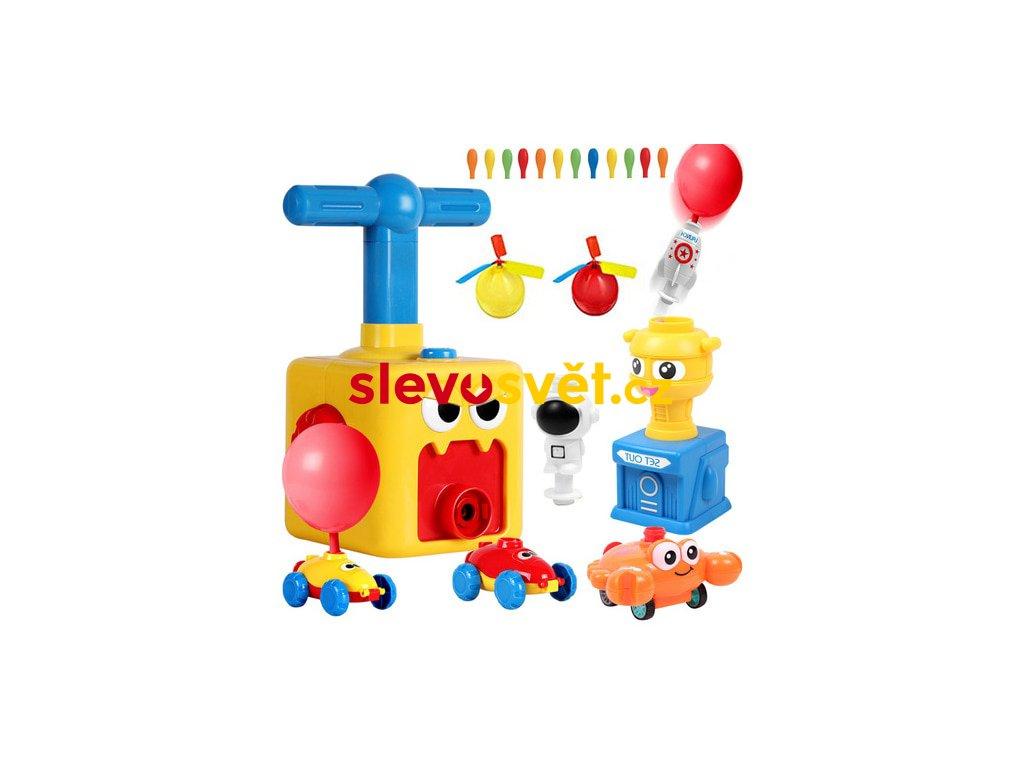 baloon car