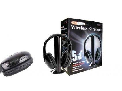 Wireless Earphone Bezdrátová sluchátka