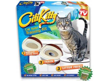 Kočičí záchod / prkénko CitiKitty