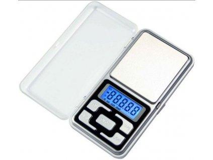 Kapesní digitální váha 100g, 200g, 500g