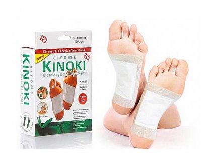 Detoxikační náplasti Kiyome Kinoki 10ks