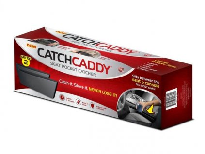 Catch Caddy - prakticky organizér do auta 2 ks
