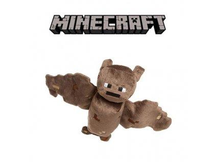 Plyšový Netopýr ze hry Minecraft - 23 cm