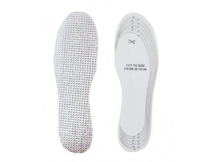 Vložky do bot s alu-fólií 36-45
