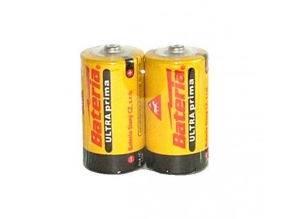 Baterie ULTRA prima R14 - C - 1,5V