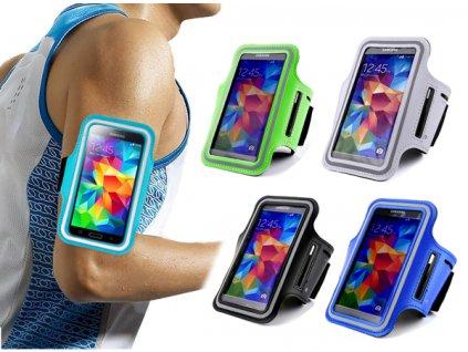 Sportovní pouzdro na ruku pro mobil