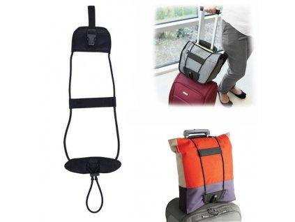 Popruh k uchycení druhého zavazadla - BAG CORD