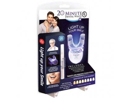 Systém na bělení zubů - 20 Minute Dental white