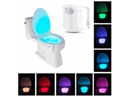 LED Světlo na toaletu