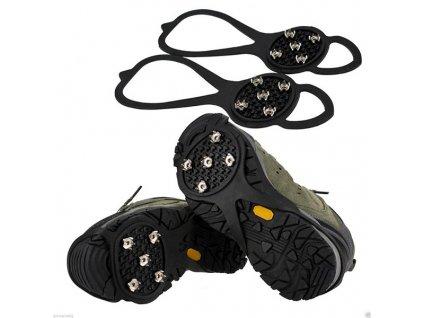 Sněhové řetězy na obuv Smyky