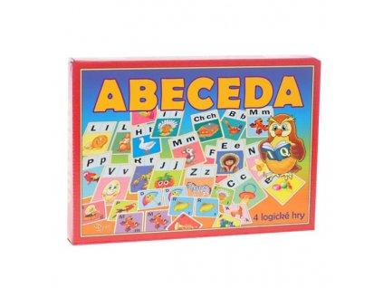 Logické hry ABECEDA