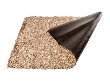 Clean Step Mat - rohožka Vysoce absorbční - hnědá 70x46 cm
