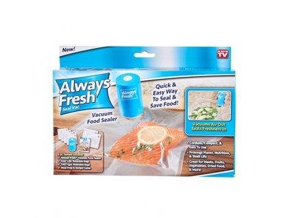 Vakuový sytém pro vakuové balení potravin - Always fresh