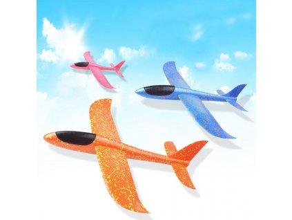 Pěnové házecí letadlo s dlouhým doletem