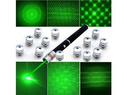 Profesionální laserové ukazovátko Pointer