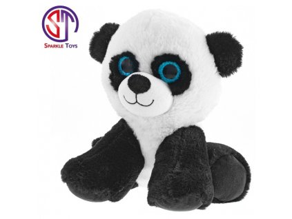 stars sparkle panda