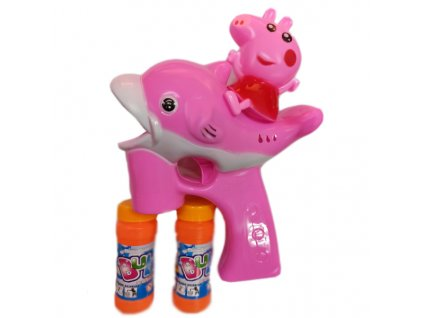 bublinkovač růžový peppa