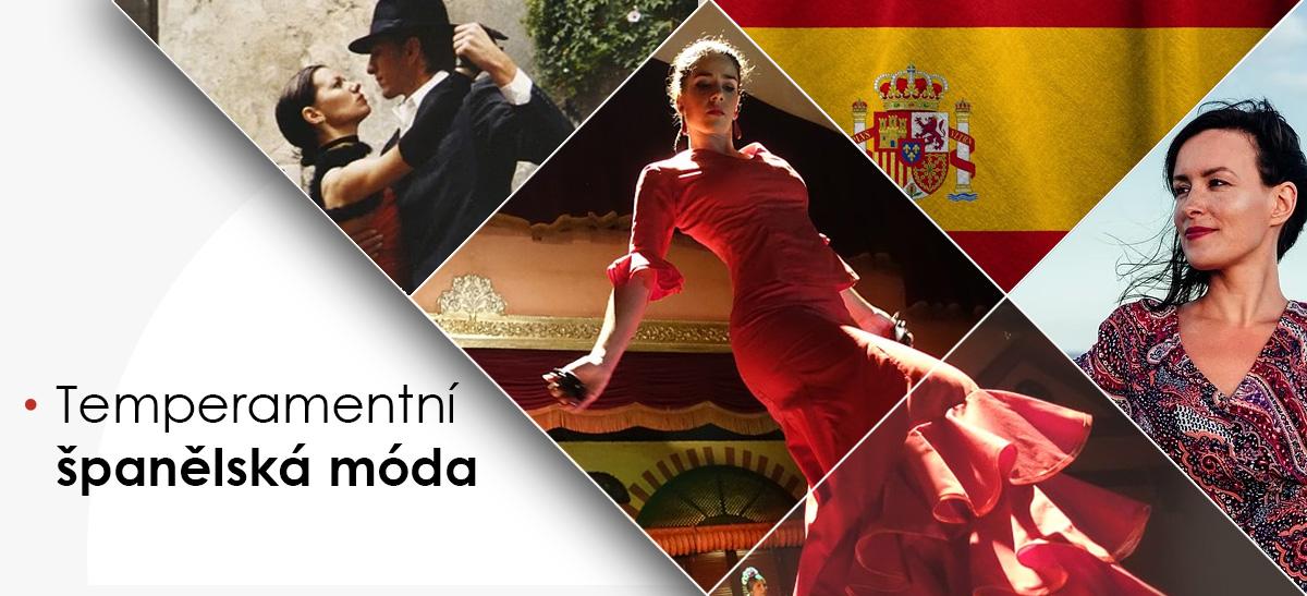 Španělská móda 1
