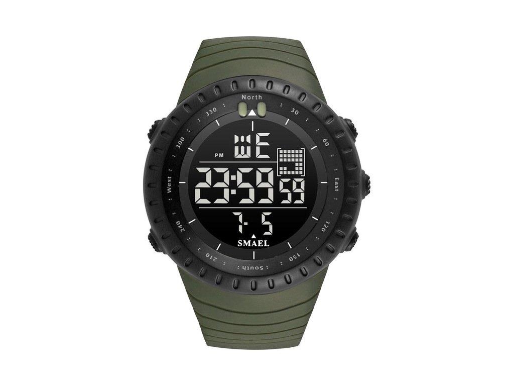 37a690c85b0 Military hodinky Northon - Slevotoč