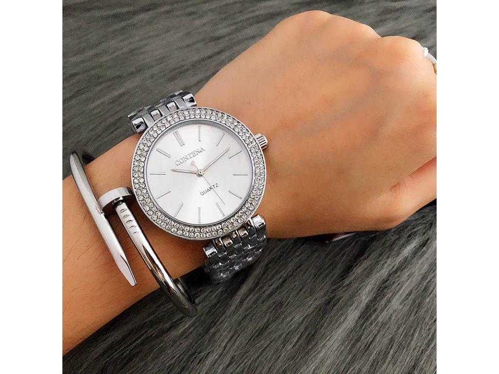 2dbc6e63c Dámské hodinky Angela - Slevotoč