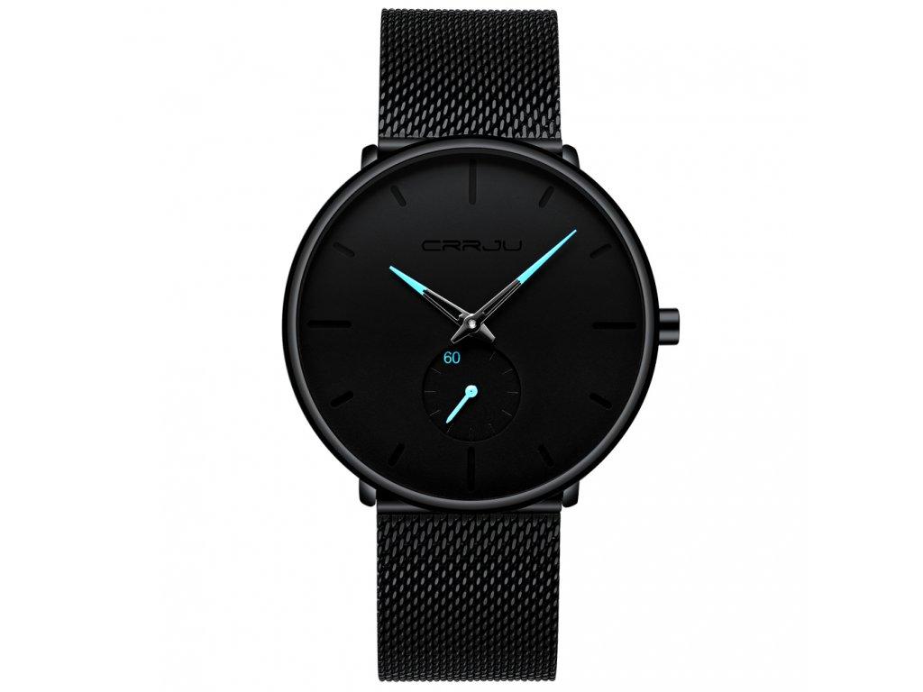 dc81040df Černé hodinky Traphy - Slevotoč