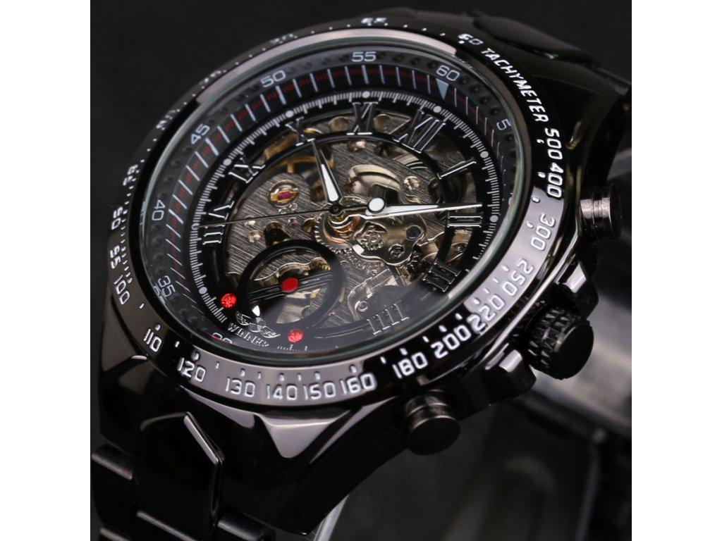 Hodinky Winner Black Machine 9093a3da35