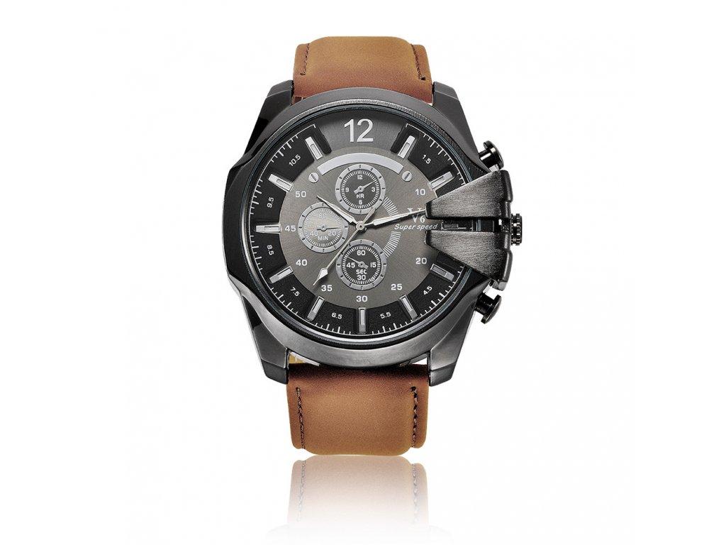 7714675181f Pánské hodinky Delton - Slevotoč