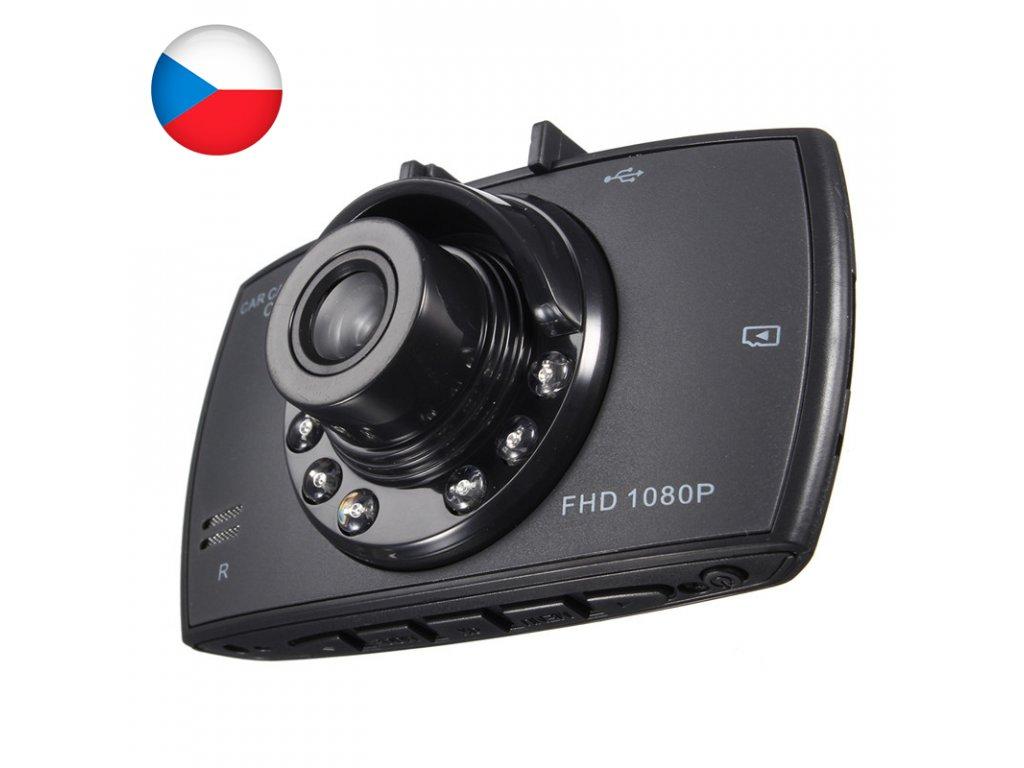 48600fa3577 FullHD Kamera Stalker - Slevotoč