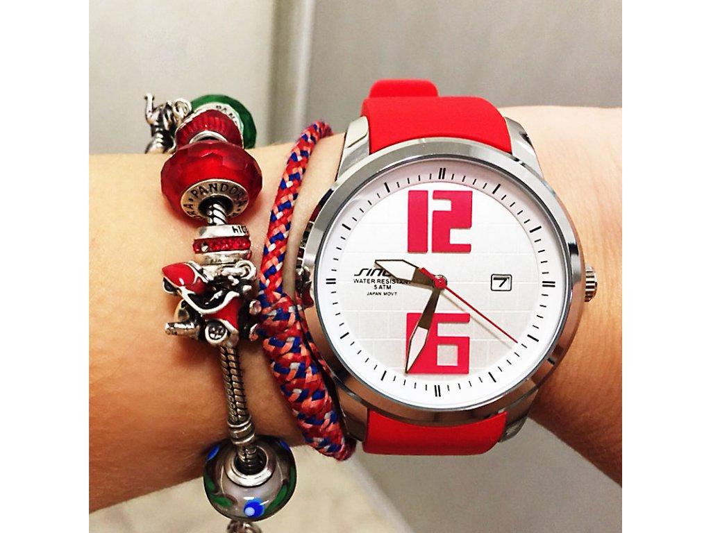 b8f9af791 SINOBI Fashion Sports Women Wrist Watches Silicone Watchband luxury Brand  Ladies Running Geneva Quartz Clock Montres