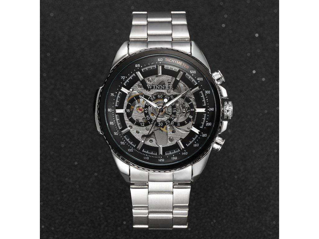 Masivní hodinky Black Bear - Slevotoč d7d77ec45b