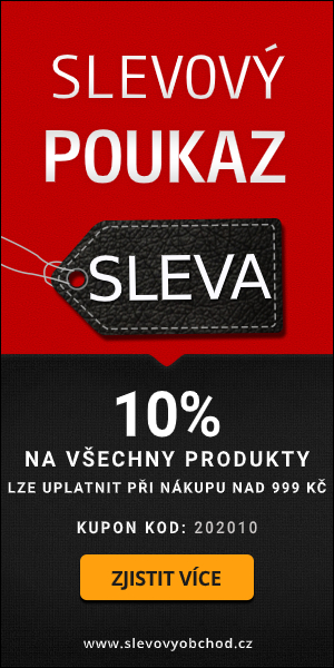 10% sleva