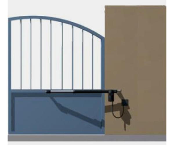 Jednokřídlové brány
