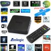 MXQ Android TV Box Quad Core Amlogic S805 1G RAM 8G ROM Smart TV Box KODI