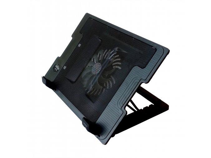 Podsvícená podložka pod notebook