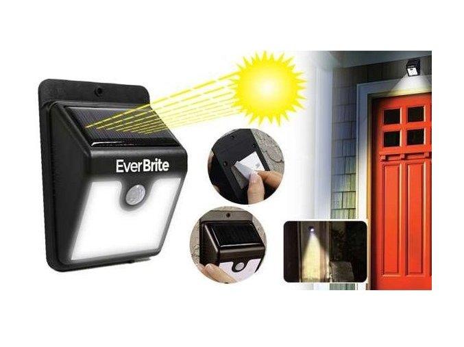 Ever Brite solární LED svítidlo
