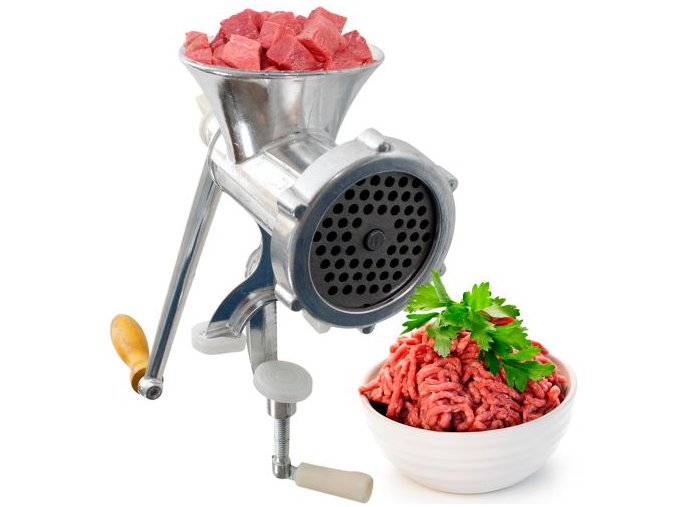 tectake mlynek na maso 10