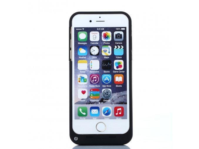 PowerBank iPhone 6, 6S, 7 (externí baterie) 3200 mAh ČERNÁ