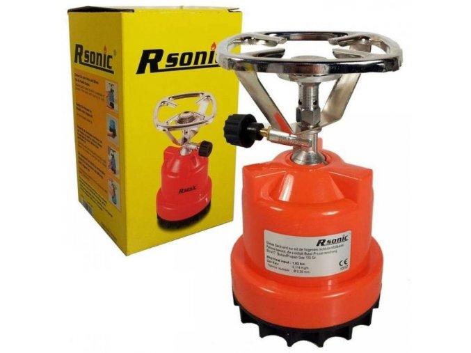 Rsonic Cestovní plynový vařič