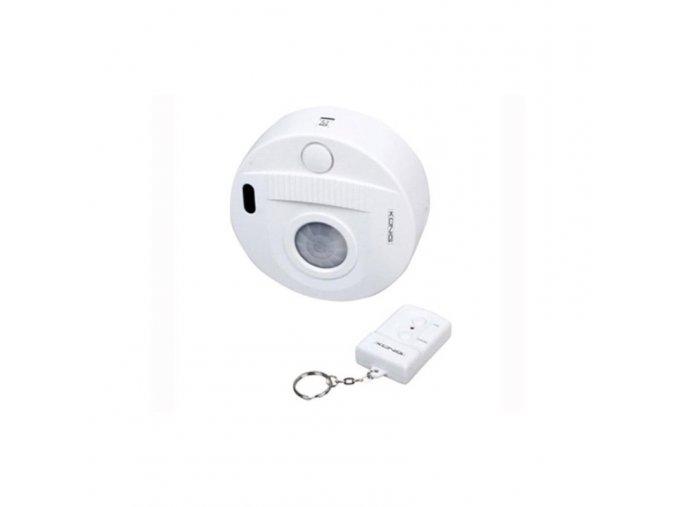 domovni stropni minialarm a signalizator pruchodu osob