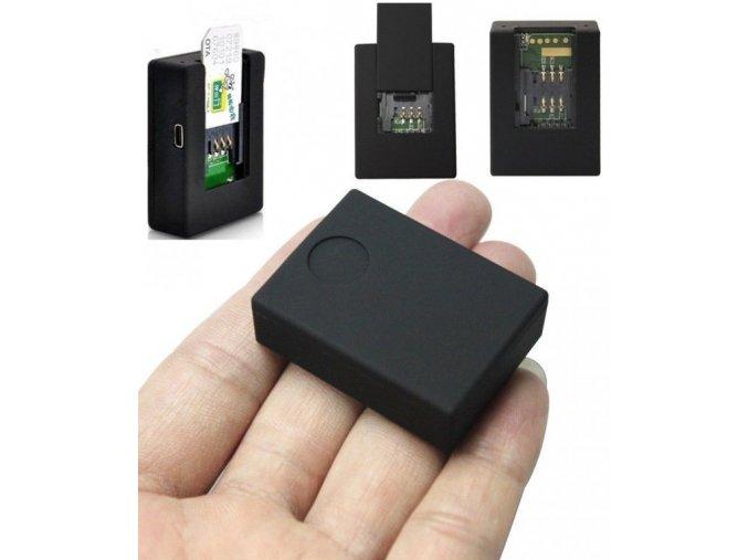 Mini štěnice s GSM odposlechem