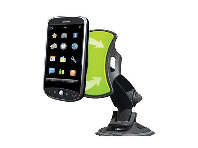 Přísavný držák mobilu do auta